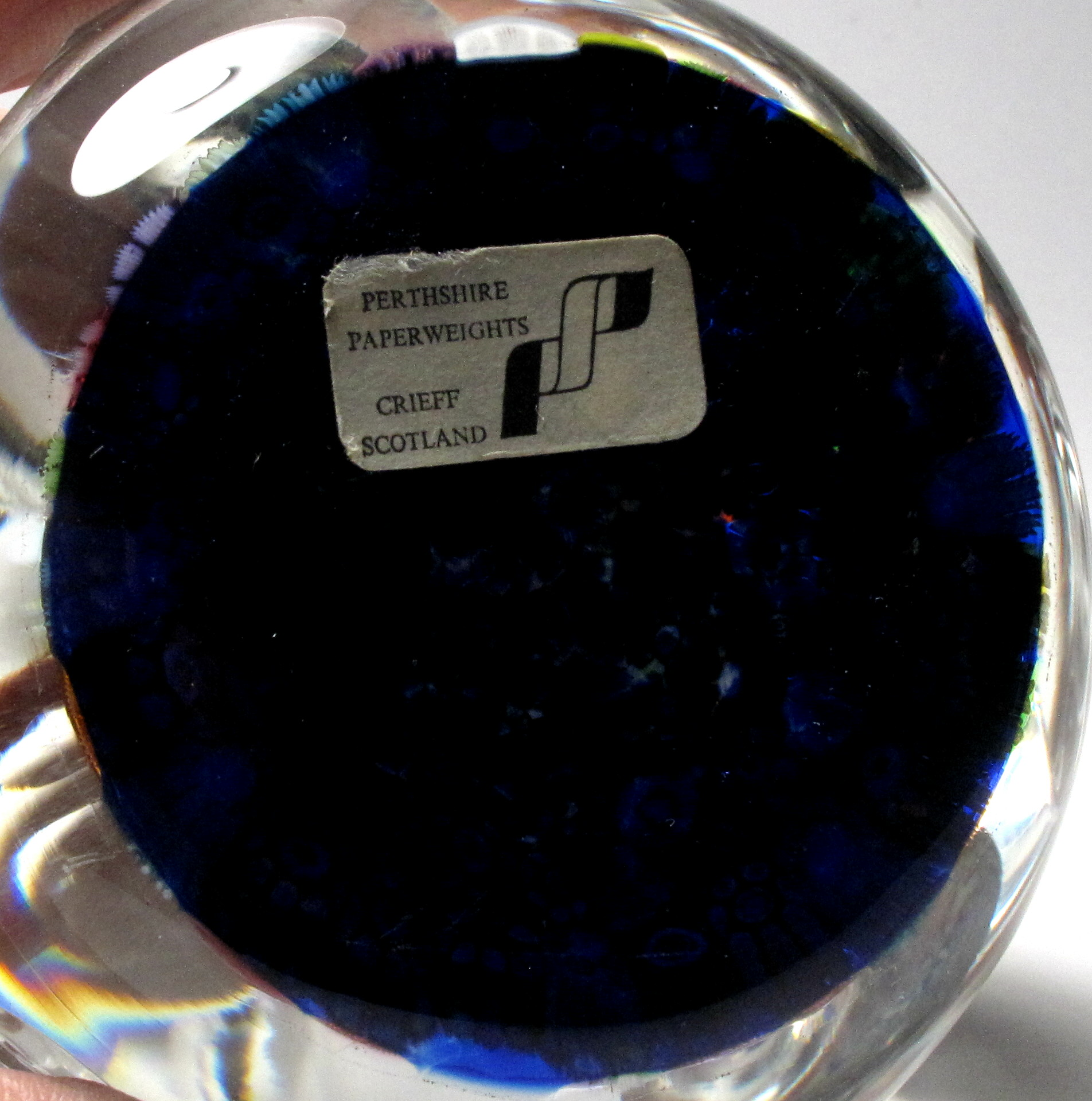 Dating perthshire paperweights christmas